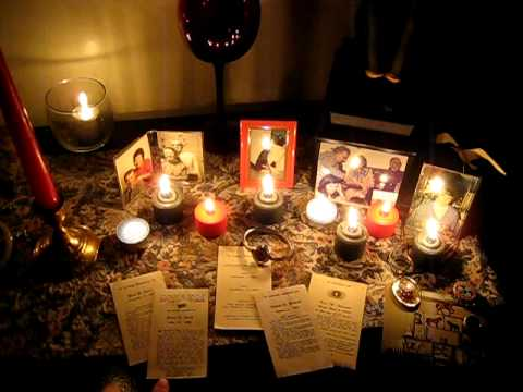 Samhain tarot divination oracle