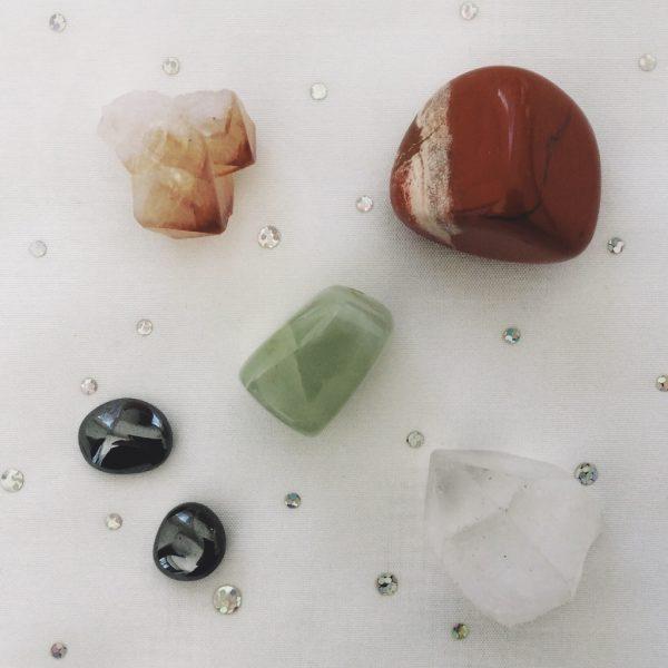 pierres vierge lithotherapie