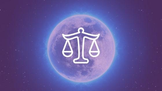 Que vous réserve la Pleine Lune Bleue en Balance ?