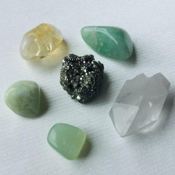 pierres d abondance