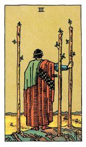 trois de bâton