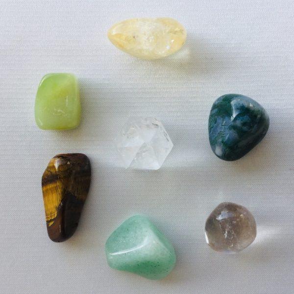 pierres de chance