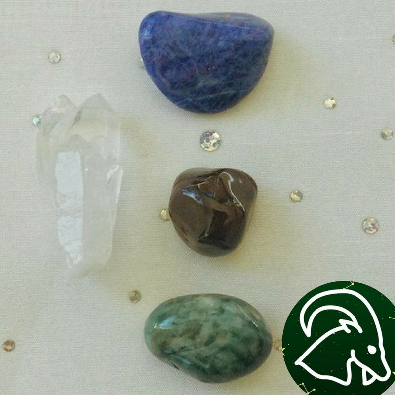 pierres pour Capricorne