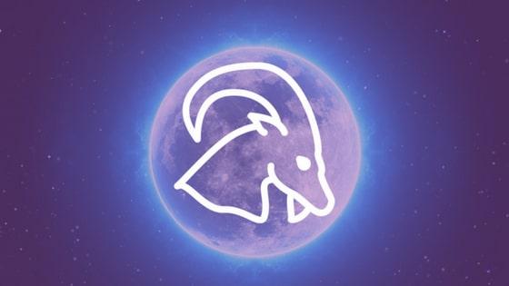 Pleine Lune de Juin 2018 en Capricorne