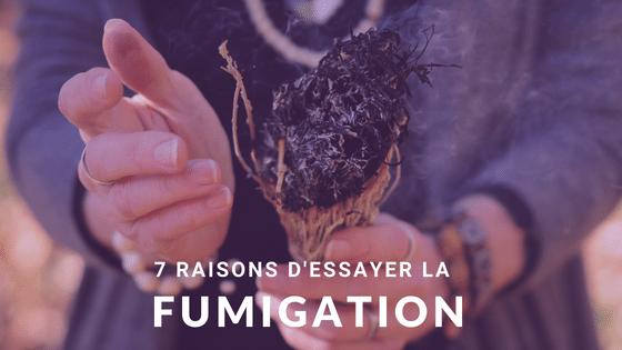 7 raisons de vous mettre à la Fumigation et comment procéder