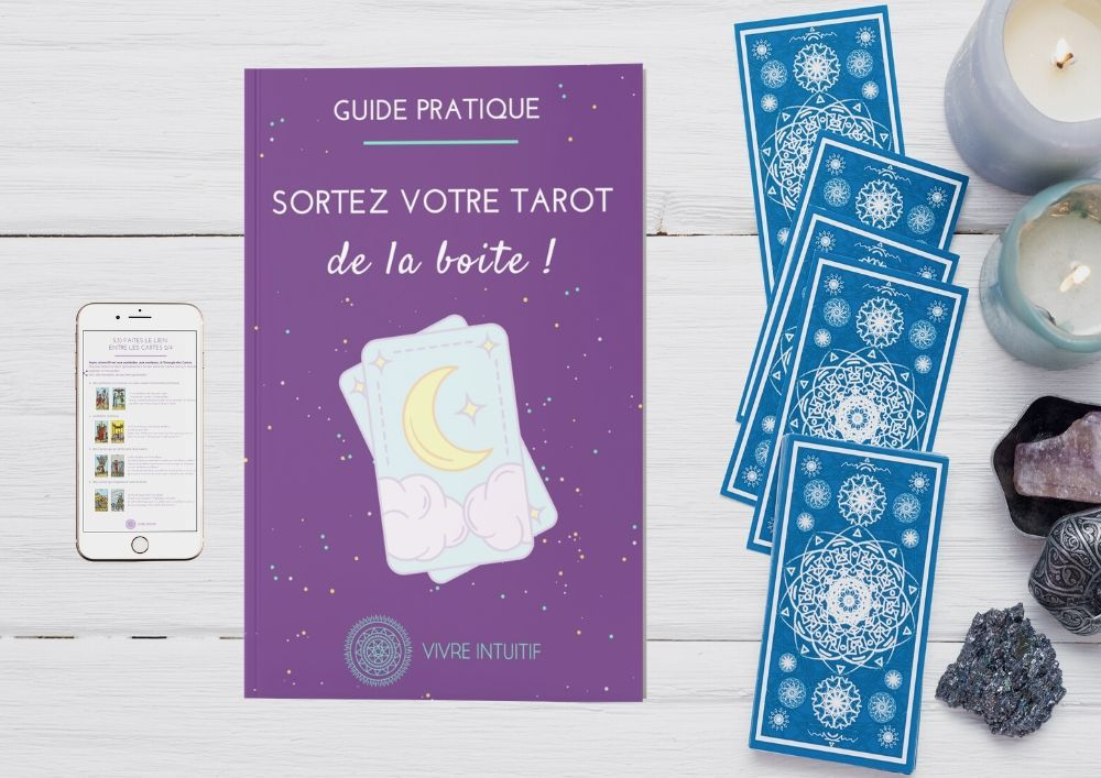 guide pratique apprentissage tarot