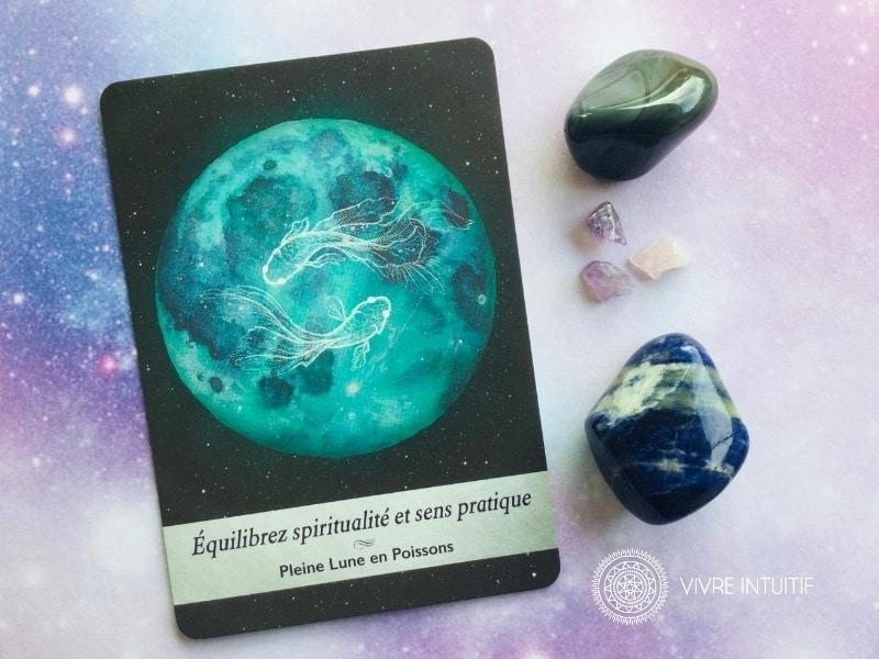 energies pleine lune en poisson