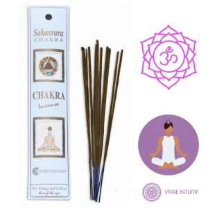 Encens Chakra Couronne