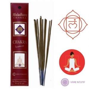 Encens Chakra Racine
